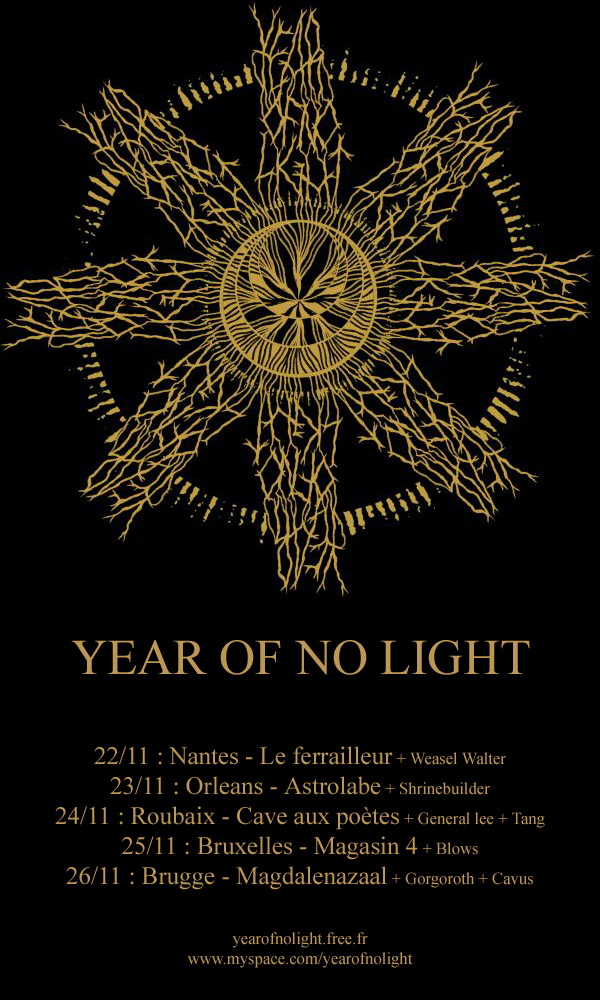 Year of no light